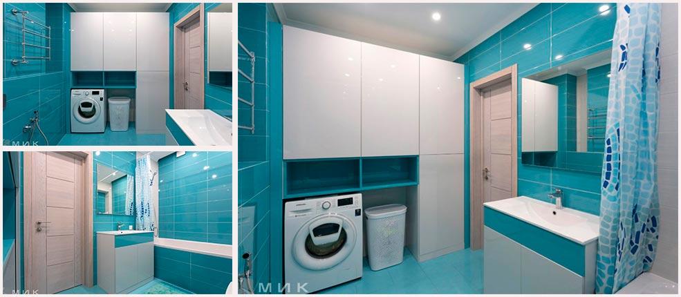 Мебель-для-ванной-в-стиле-минимализм