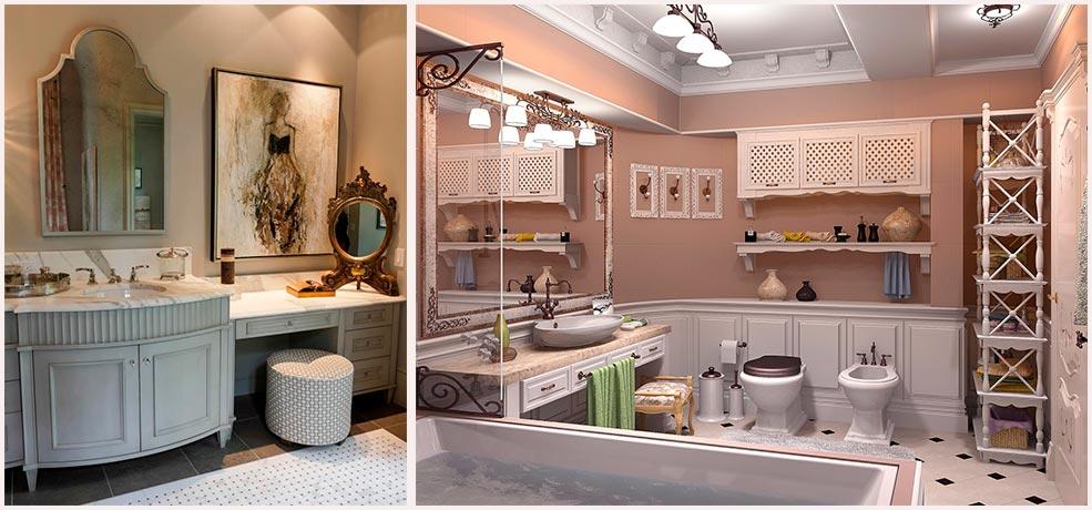 Мебель-в-стиле-прованс-для-ванной