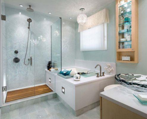 дизайн-ванной-в-белом-цвете