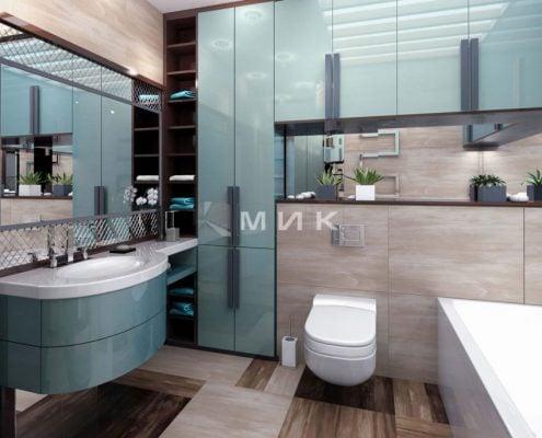 фото-мебель-для-ванной-в-стиле-хай-тек