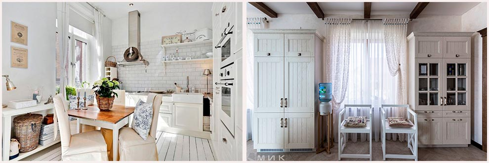 Декор-стульев-подушками-на-кухне