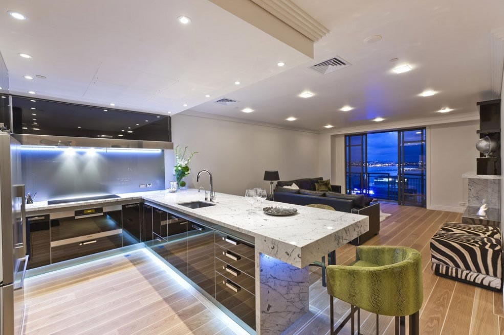 красивое-кухонное-освещение-в-интерьере