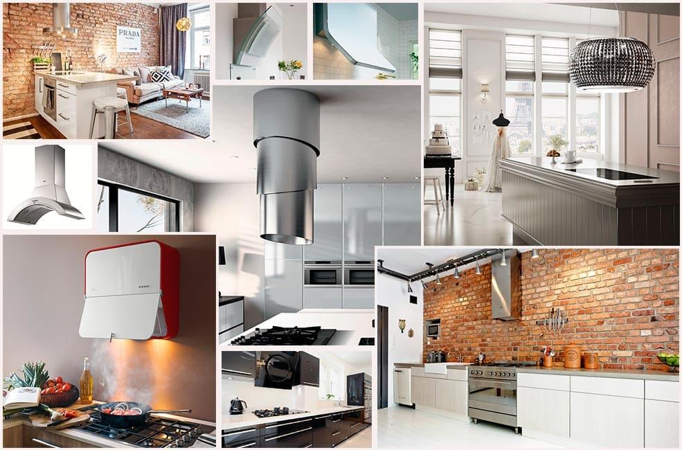 красивые-кухонные-вытяжки-фото-коллаж