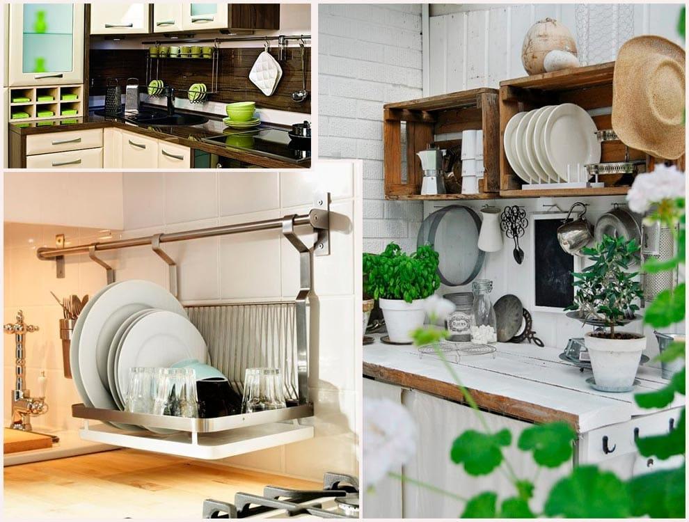 подвесная-сушилка-для-посуды-фото