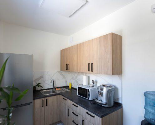фото кухни в офис