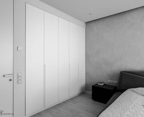 Стильный шкаф в спальню