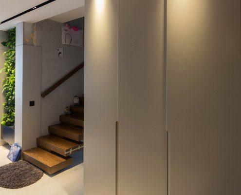 дизайн большой прихожей в квартире