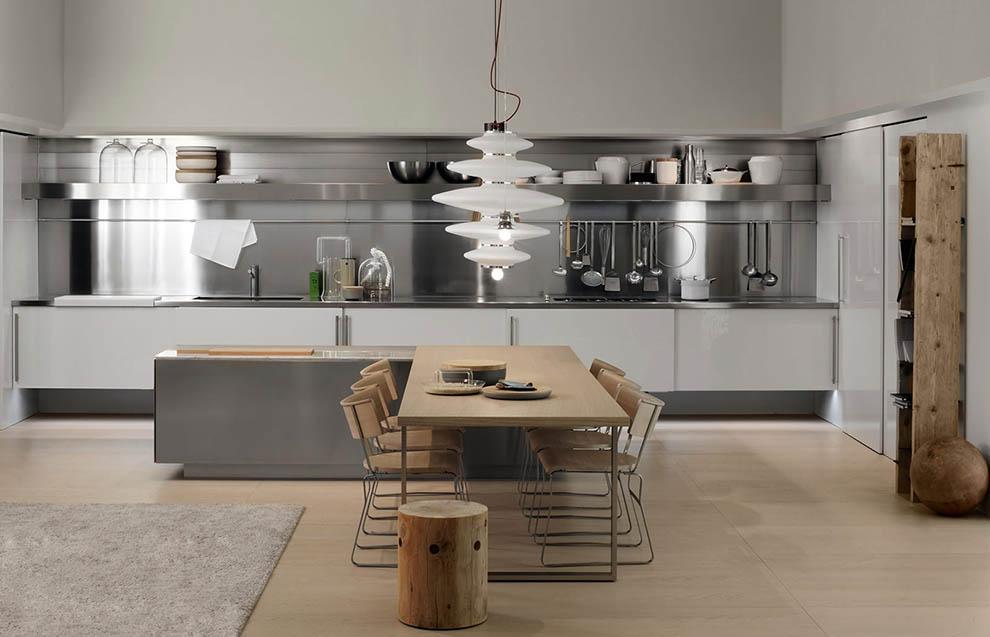 як виглядає сучасна кухня в 2018 році фото приклади