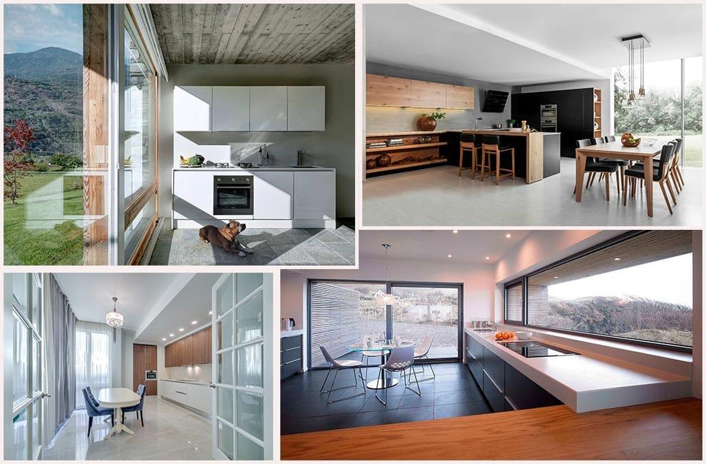 современная-кухня-с-панорамными-окнами