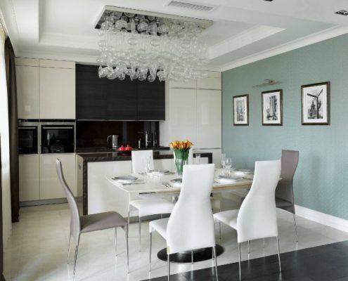 встроенная-кухня-глянец-минимализм-фото