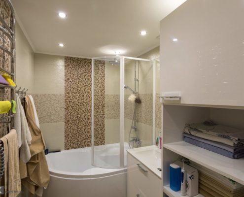 Мебель в ванную комнату из МДФ