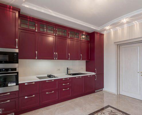 кухня-бордо-фото