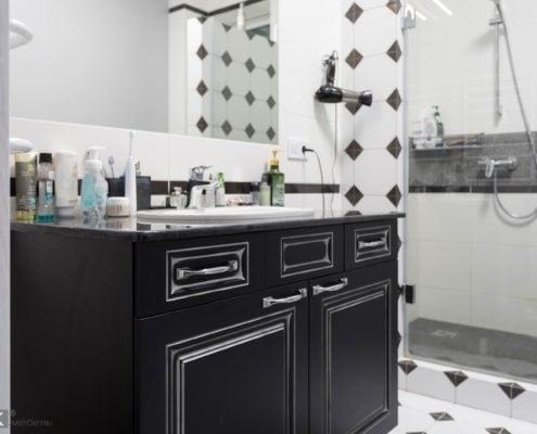 Черная-тумба-в-ванную-комнату-1002