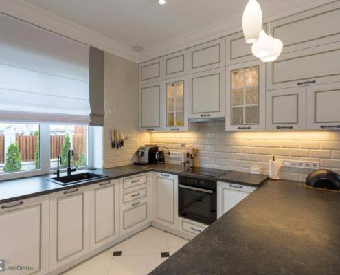 Кухня-в-частном-доме-1005