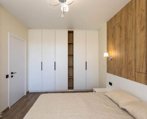 Шкаф распашной-для-спальни-ДСП-1003