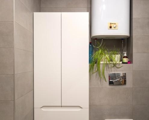 Біла-шафа-МДФ-в-ванною-кімнаті - 1001