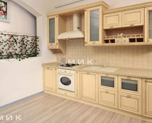 Пряма кухня класика