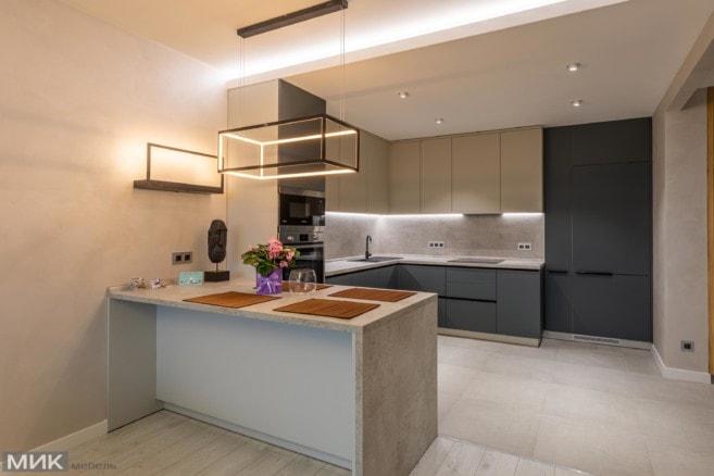 1-Кухня фасад феникс