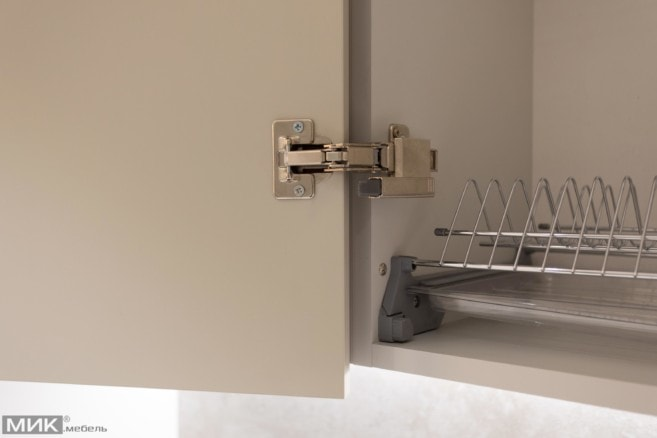 13-Петля Blum clip для кухонной сушки