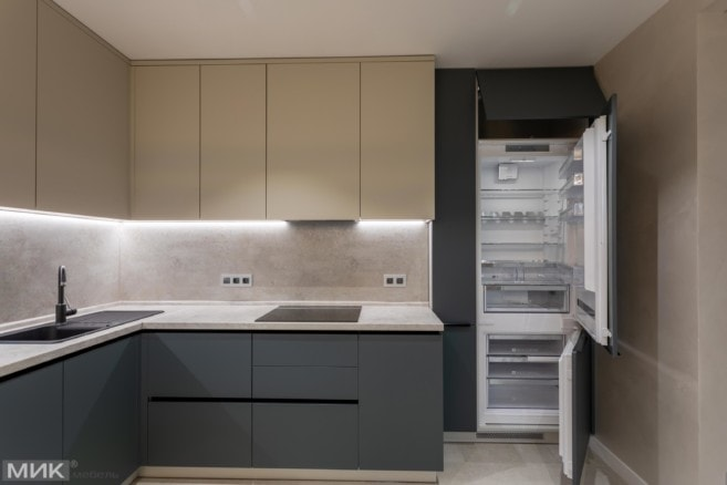 6-Кухня Fenix NTM