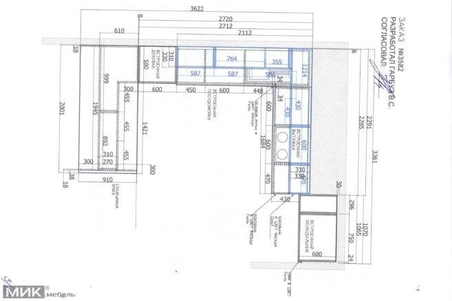 Проект-кухні-Fenix-NTM-101