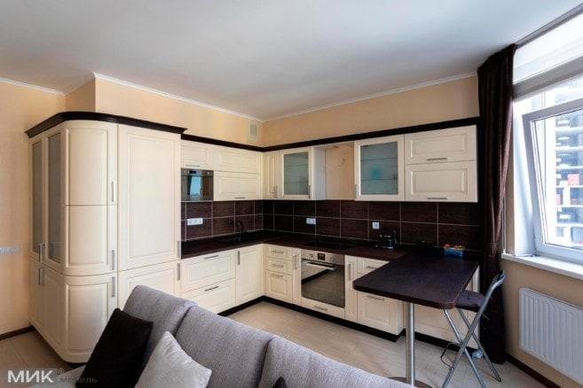 Мебель для кухни в классическом стиле