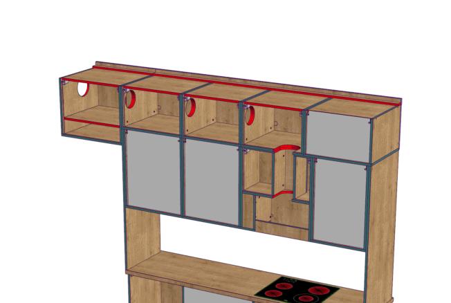 Схема подключения вытяжки в кухни